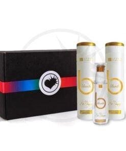 Confezione regalo per capelli biondi - Urban Keratin - Color-Mania.com