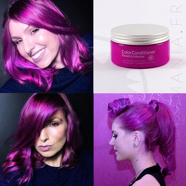 Soin Repigmentant Rose Intense Magenta Pink | Color-Mania