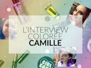 Interview colorée Color-Mania - Camille
