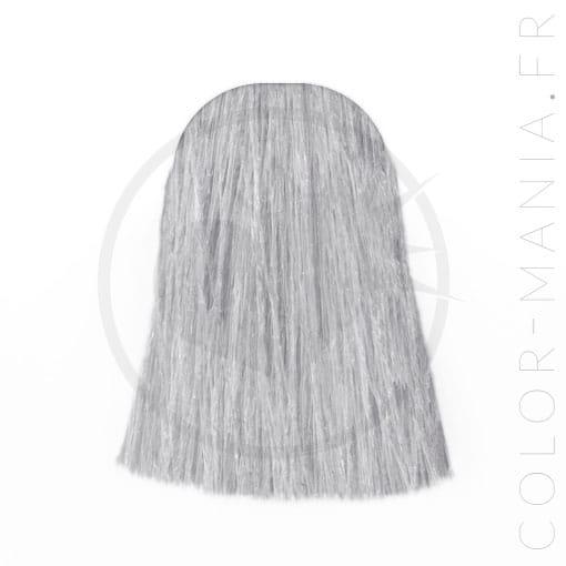 Mèche de coloration cheveux gris