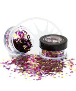 Paillettes Biodégradables Mix Angelfish - PaintGlow | Color-Mania.fr