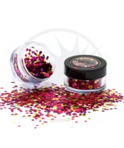 Paillettes Biodégradables Mix Sea Urchin - PaintGlow | Color-Mania.fr