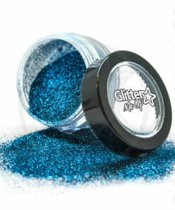 Fines Paillettes Biodégradables Bleues Sea Breeze - PaintGlow | Color-Mania.fr
