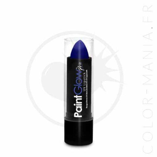 Rouge à Lèvres Professionnel UV Bleu - Paintglow | Color-Mania