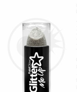 Holographic Silver Glitter Lipstick | Color-Mania.fr