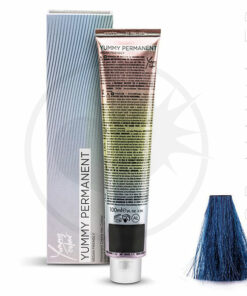 Coloration Professionnelle Bleu Pastel Denim - Yummy Colour | Color-Mania