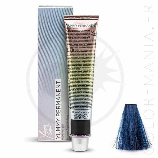 Coloration Professionnelle Bleu Pastel Denim - Yummy Colour | Color-Mania