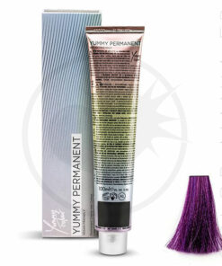 Coloration Professionnelle Violet Pastel Grape - Yummy Colour | Color-Mania