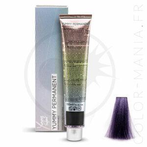 Coloration Professionnelle Violet Pastel Lavender - Yummy Colour | Color-Mania