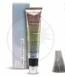 Coloration Professionnelle Metal Gris Magnesium - Yummy Colour | Color-Mania.fr