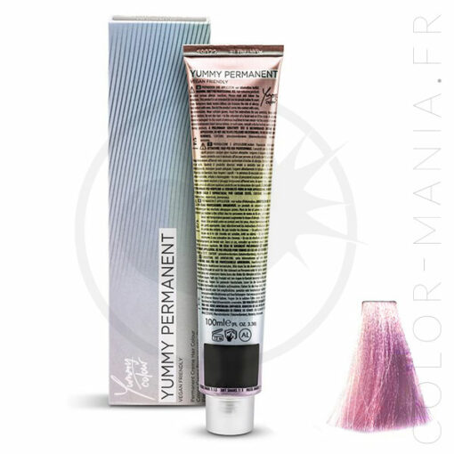 Coloration Professionnelle Rose Pastel Sherbet - Yummy Colour | Color-Mania