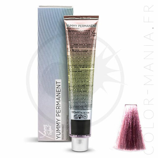 Coloration Professionnelle Rose Pastel Strawberry - Yummy Colour | Color-Mania