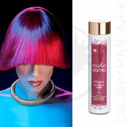 Soin Cheveux Colorés MaKadamia 200 ml - Urban Keratin | Color-Mania