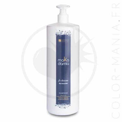 Shampoing Cheveux Bouclés MaKadamia 1 Litre - Urban Keratin | Color-Mania