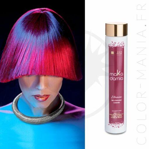 Shampoing Cheveux Colorés MaKadamia 250 ml - Urban Keratin | Color-Mania