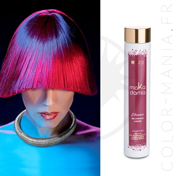 Shampoing Cheveux Colorés MaKadamia 250 ml - Urban Keratin | Color-Mania