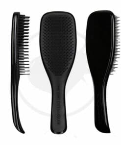 Brosse à Cheveux Wet Detangler Noire Midnight Black - Tangle Teezer   Color-Mania