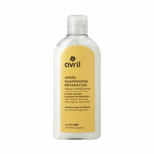 Après-shampooing Bio Réparation - Avril   Color-Mania