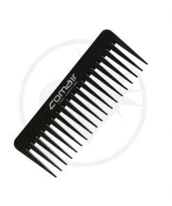 Peigne démêloir noir pour cheveux bouclés
