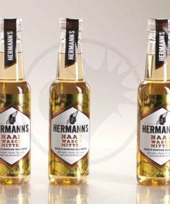 3 bouteilles de shampoing homme Hermann's à la bière et au houblon - Color-Mania.fr