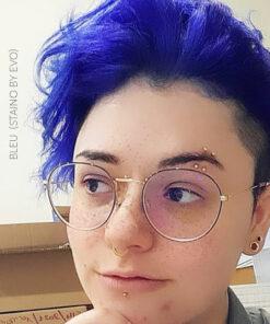 Merci @freakinglloyd :) Coloration Cheveux Directe Intense Bleu Ultramarine - Staino EVO | Color-Mania