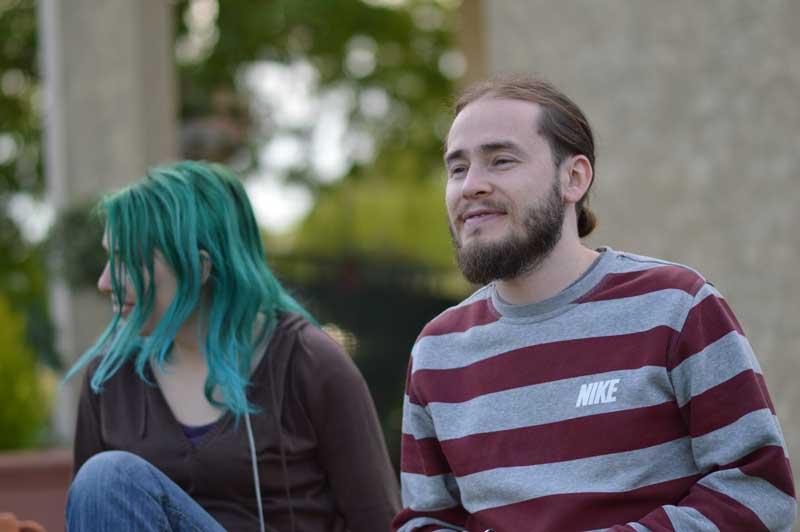 Mary & Roman, initiateurs de Color-Mania