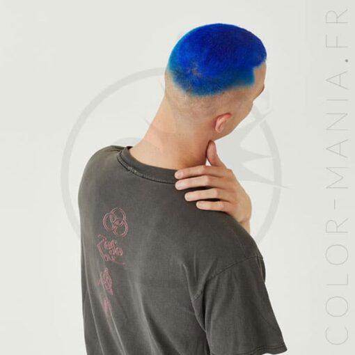 Coloration Cheveux Directe Intense Bleu Cobalt - Staino EVO   Color-Mania