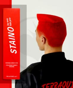Coloration Cheveux Directe Intense Rouge Feu - Staino EVO | Color-Mania