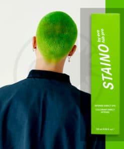 Coloration Cheveux Directe Intense Citron Vert - Staino EVO | Color-Mania