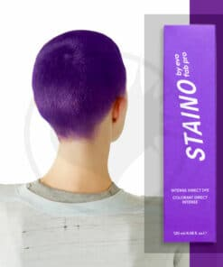 Coloration Cheveux Directe Intense Violet Lavender - Staino EVO | Color-Mania