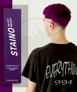 Coloration Cheveux Directe Intense Violet Prune - Staino EVO | Color-Mania