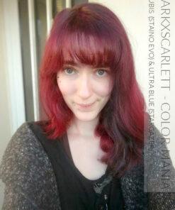 Merci DarkXScarlett :) Coloration Cheveux Ultra Bleu - Stargazer | Color-Mania
