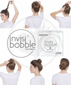 invisibobble BUNSTAR Ice Ice Lady | Color-Mania