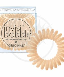 Elastique Cheveux Spirale To Be or Nude to Be Invisibobble | Color-Mania