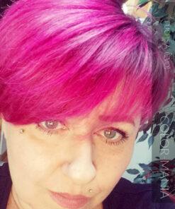 Merci Marie Noëlle :) Coloration Cheveux Directe Intense Rose Fuchsia - Staino EVO | Color-Mania
