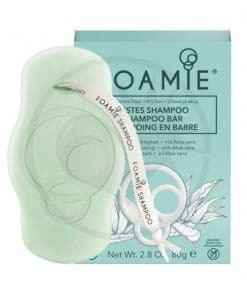 Foamie - Shampoo Bar Aloe You Vera Much (pour cheveux secs) | Color-Mania