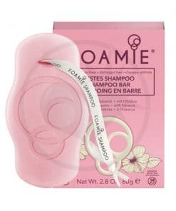 Foamie - Shampoo Bar Hibiskiss (pour cheveux fragiles) | Color-Mania
