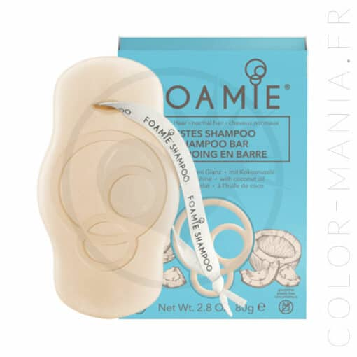 Foamie - Shampoo Bar Shake your Coconuts (pour cheveux normaux) | Color-Mania