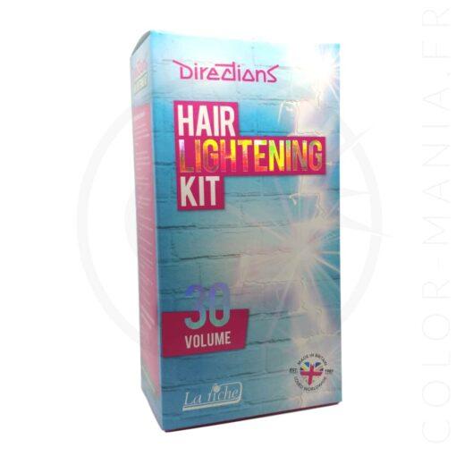 Kit Décoloration des Cheveux Vol 30 – Directions | Color-Mania