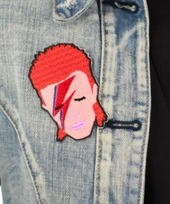 Patch David Bowie | Color-Mania