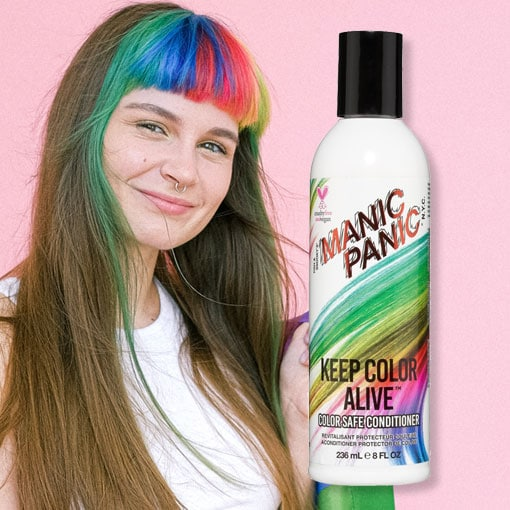 Manic Panic Après-Shampoing | Color-Mania