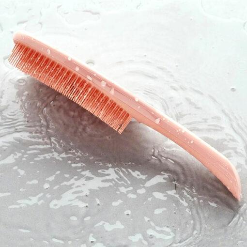 Brosse à Cheveux Large Wet Detangler Peach Glow - Tangle Teezer | Color-Mania