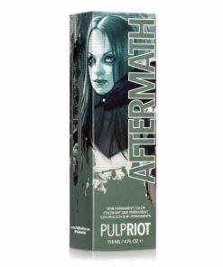 Coloration Cheveux Vert Aftermath - Pulp Riot | Color-Mania