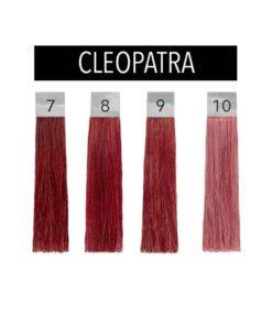 Nuancier couleur cheveux rose Cleopatra Pulp Riot