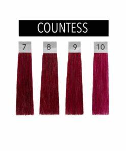 Coloration Cheveux Rouge Countess - Pulp Riot | Color-Mania