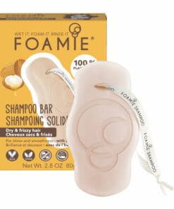 Shampoing Solide Kiss Me Argan - Foamie | Color-Mania