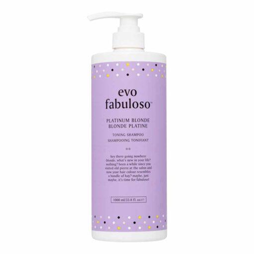 Shampoing Tonifiant 1L - Fabuloso EVO | Color-Mania
