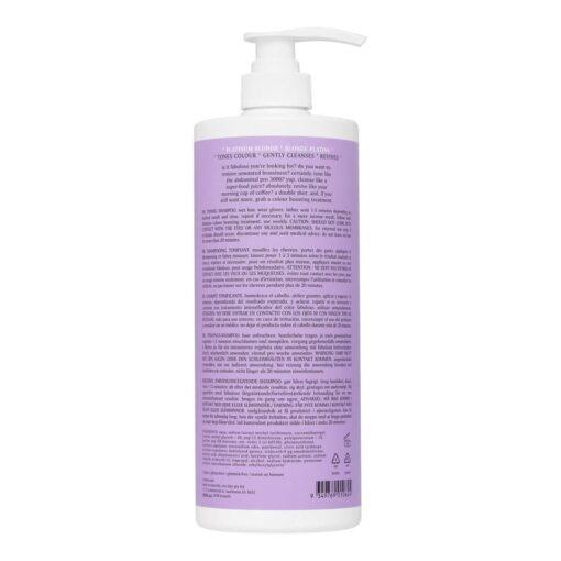 Flacon pompe shampoing 1L