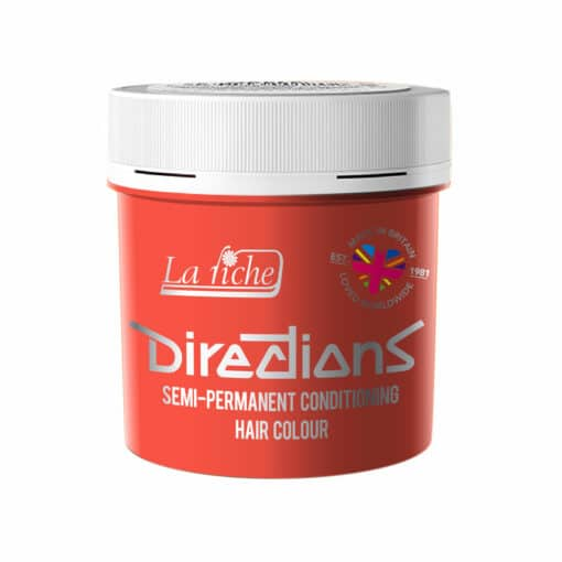 Coloration Cheveux Rose Peach - Directions | Color-Mania