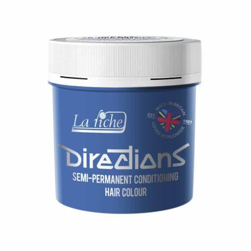Coloration Cheveux Bleu Pastel Blue - Directions   Color-Mania